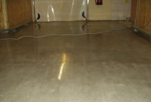 What are your concrete options for a basement?