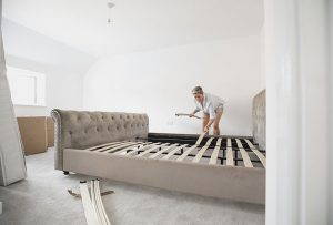 Bed frames – the hunt for the perfect sleeping companion