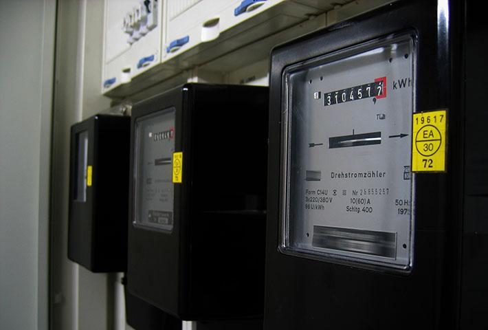 energy meter box