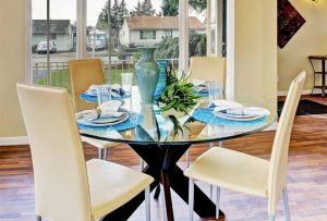 Trendy glass table tops – exactly what you are looking for