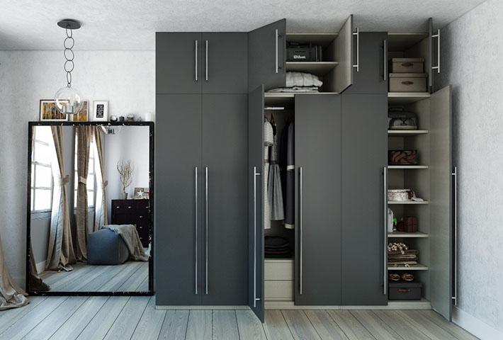 modular wardrobe