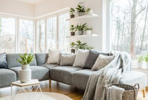 Unique ways to improve your living room