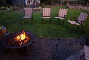 10 modern fire pits for your backyard this summer