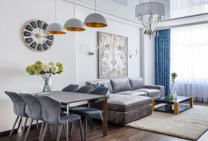 Excellent benefits of using metal finish for interior décor