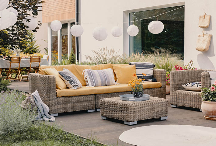 outdoor furniture example decor