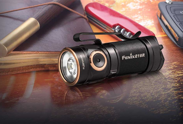 small flashlight
