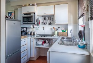 5 different kitchen design ideas for small spaces